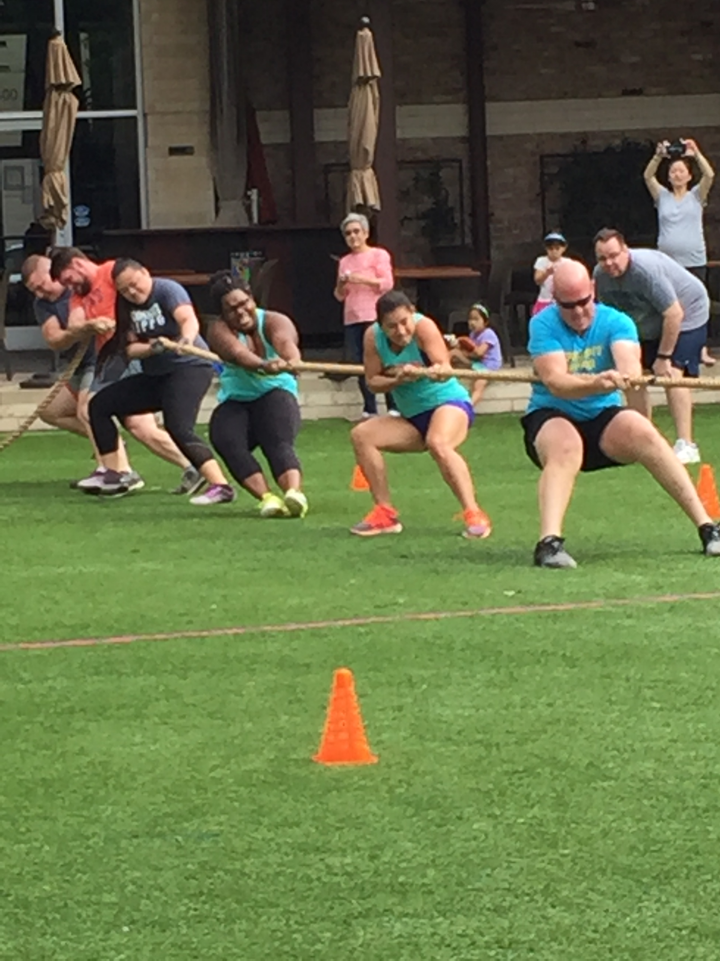 2015 Pull For Puppies Houston TX CrossFit Hippo