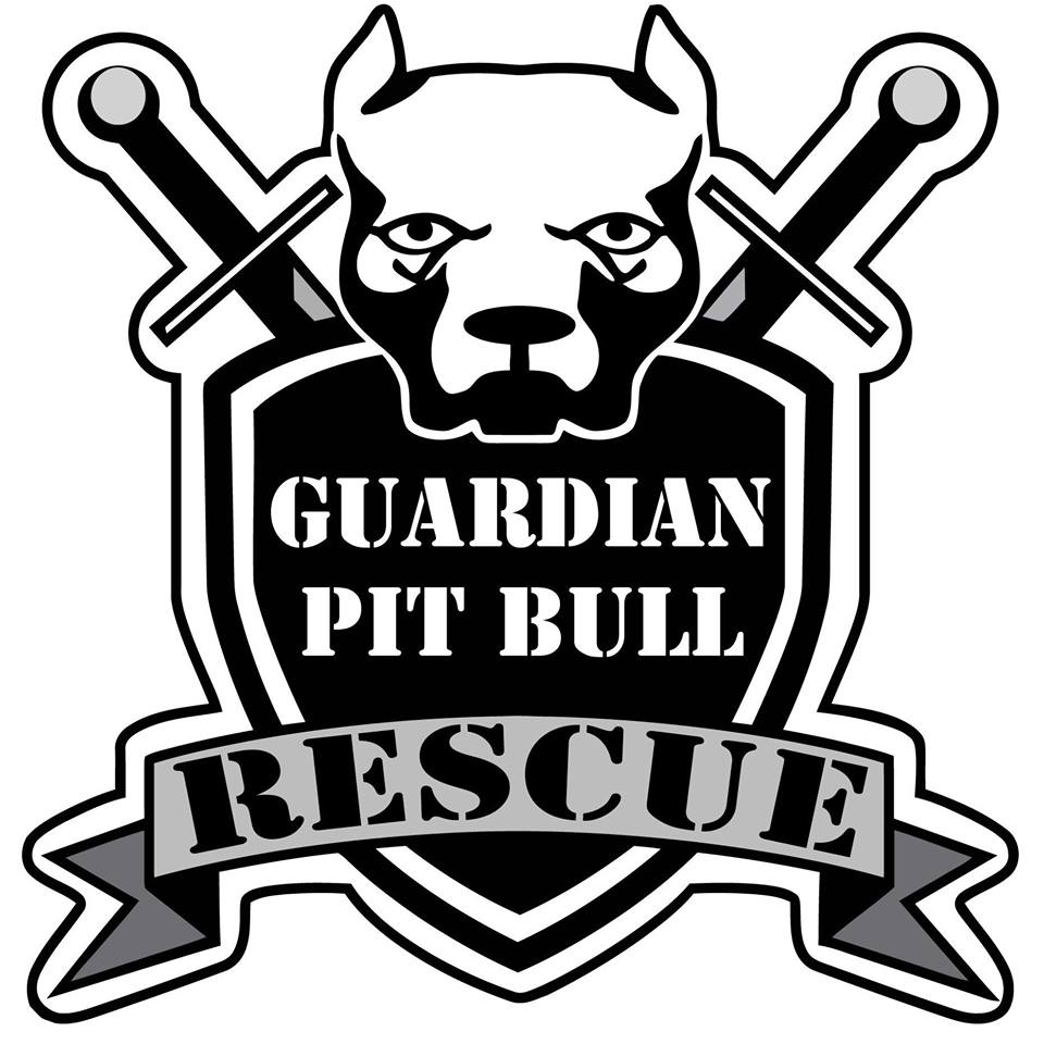 Guardian Pit Bull Rescue Logo