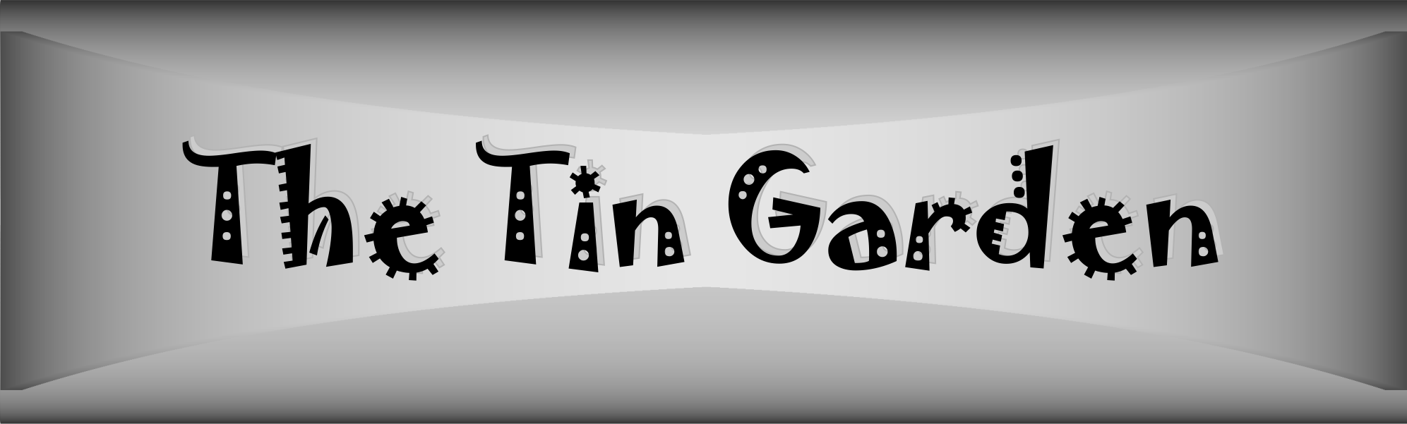 The Tin Garden Logo