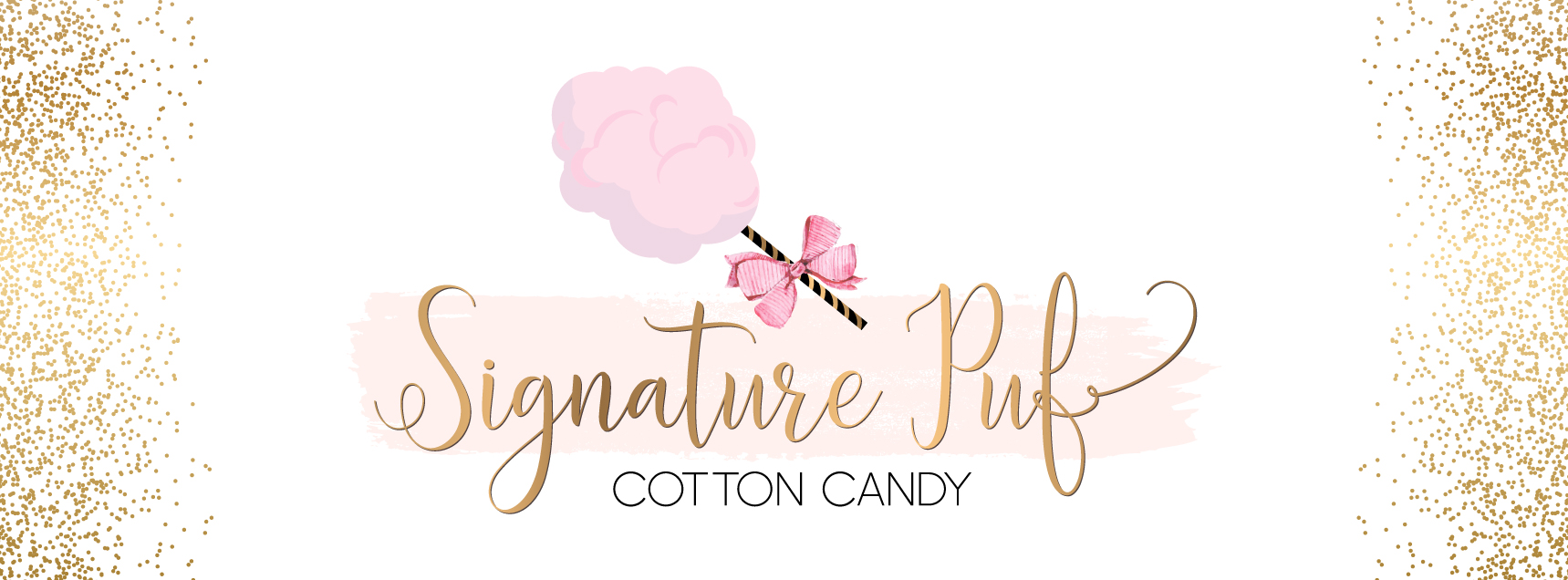 Signature Puf Cotton Candy