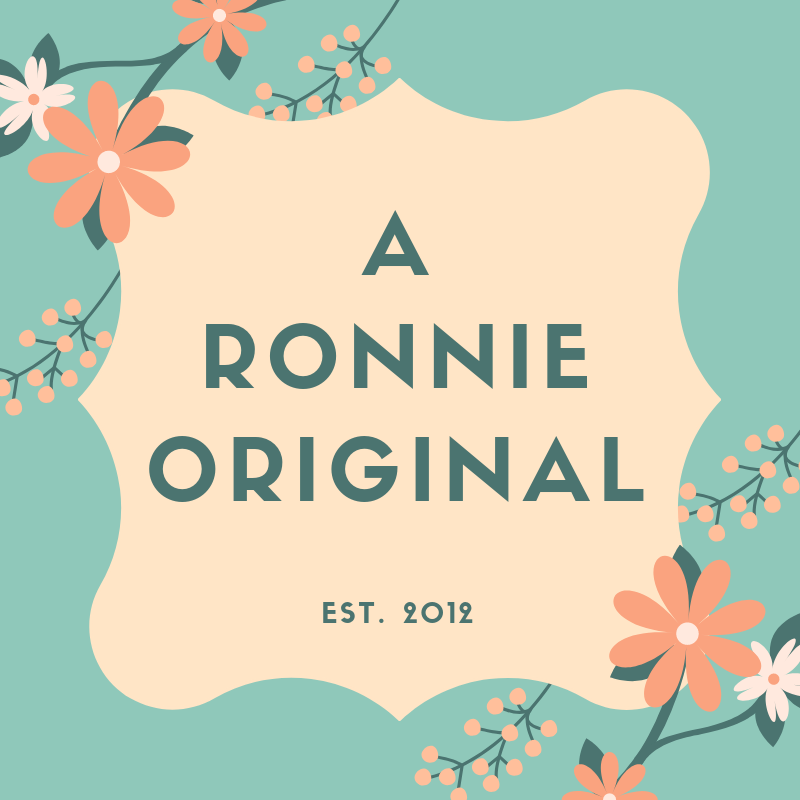 A Ronnie Original Logo