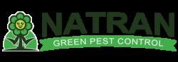 Natran Green Pest Control Logo