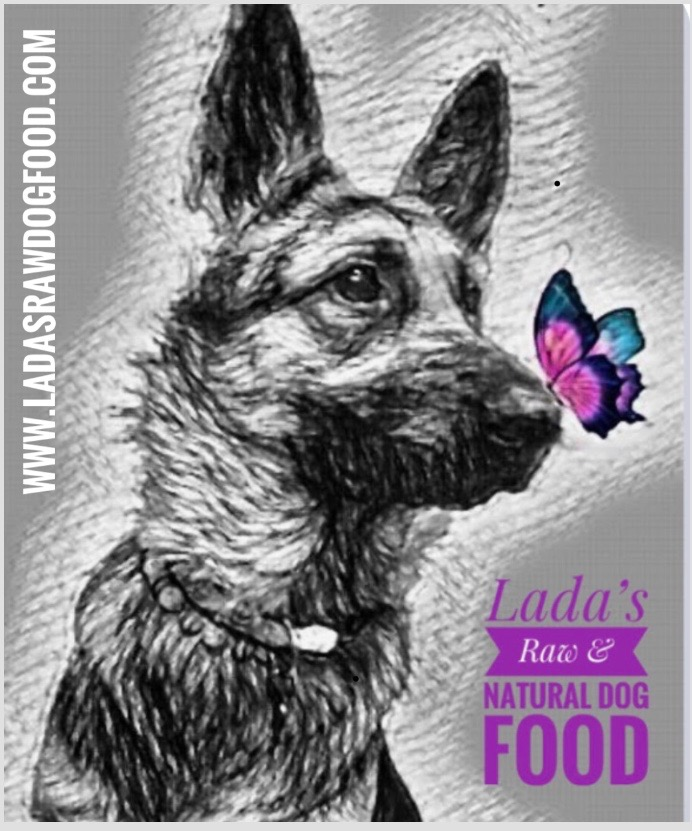 Lada's Raw and Natural Dog Food