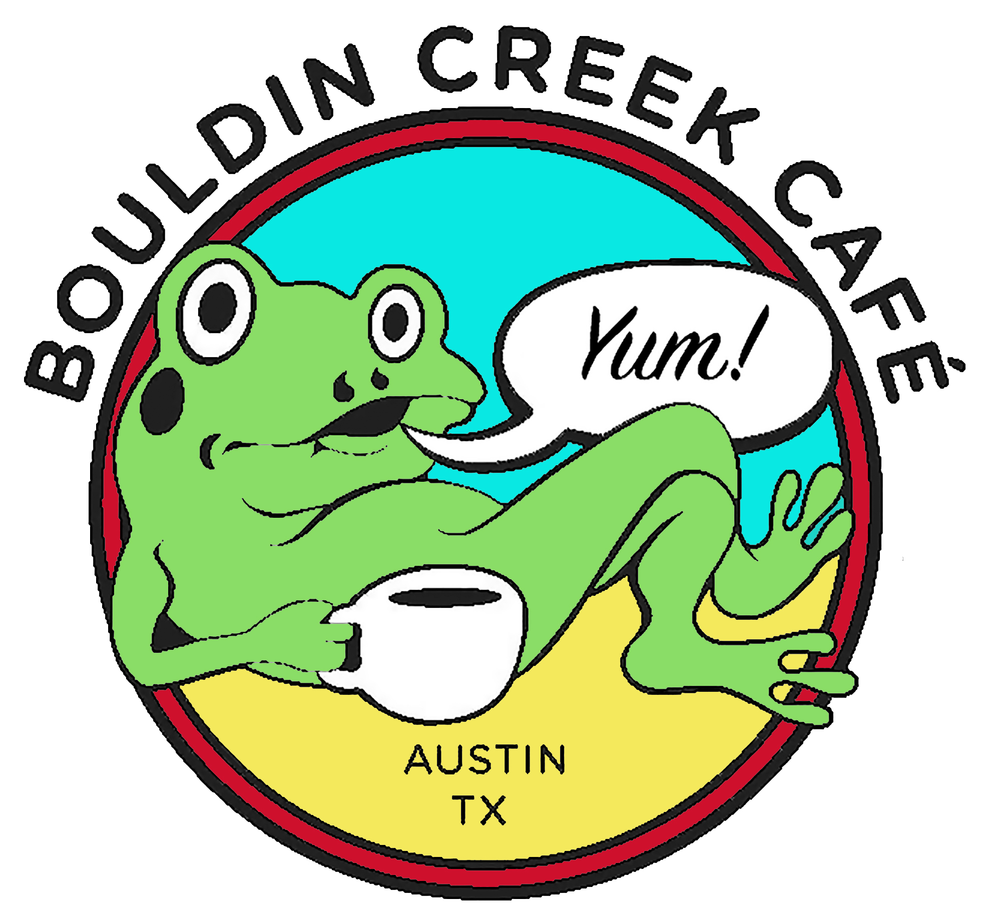 Bouldin Creek Cafe Logo